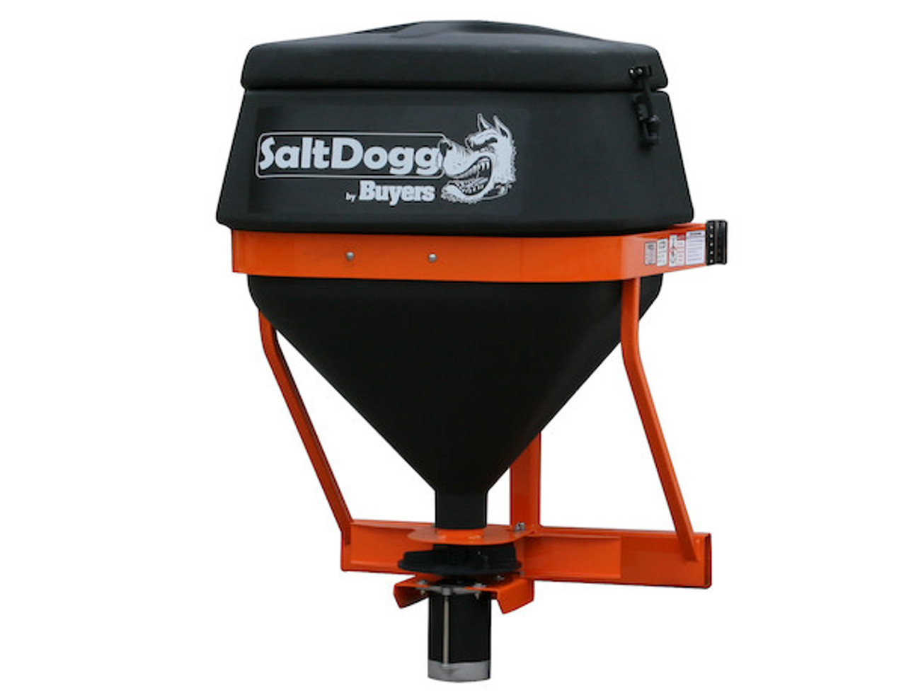 TGS01B BUYERS SALTDOGG 8 CUBIC FOOT COMMERCIAL TAILGATE SPREADER