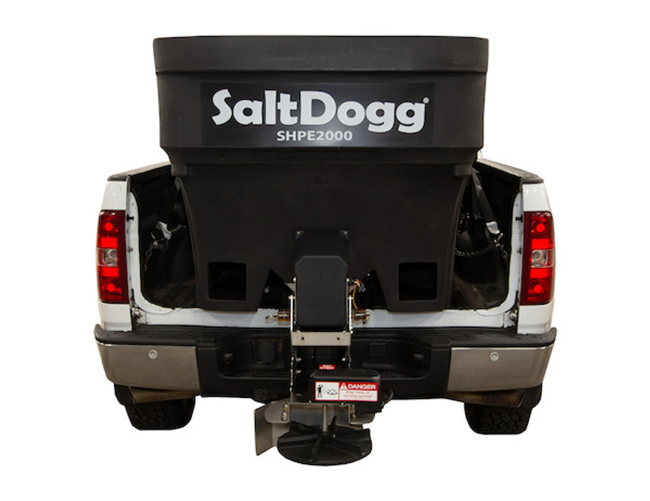 SHPE2000 BUYERS SALTDOGG ELECTRIC POLY HOPPER SPREADER