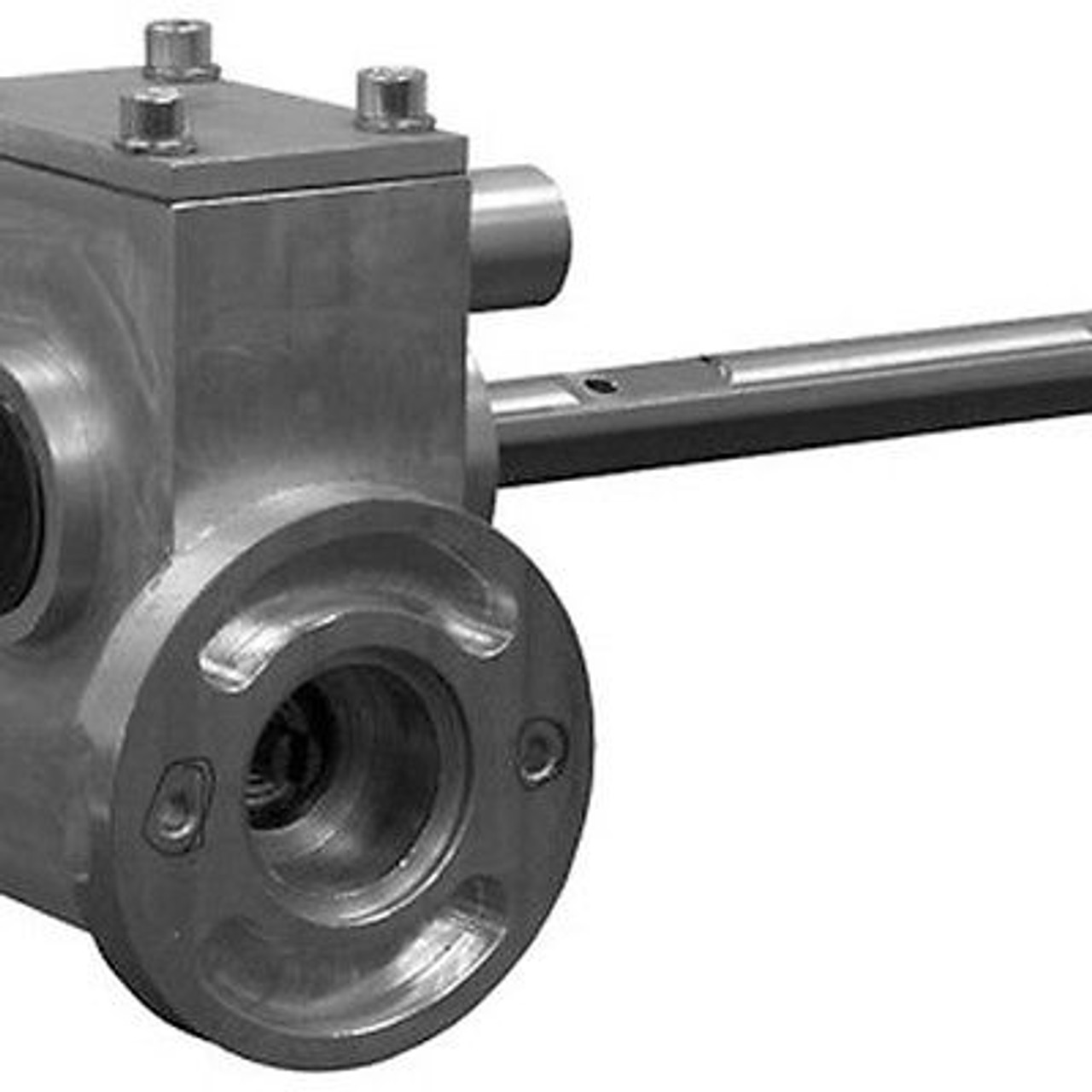 9032001 BUYERS SALTDOGG SAM SPINNER GEAR BOX TO FIT SNOWEX SPREADERS