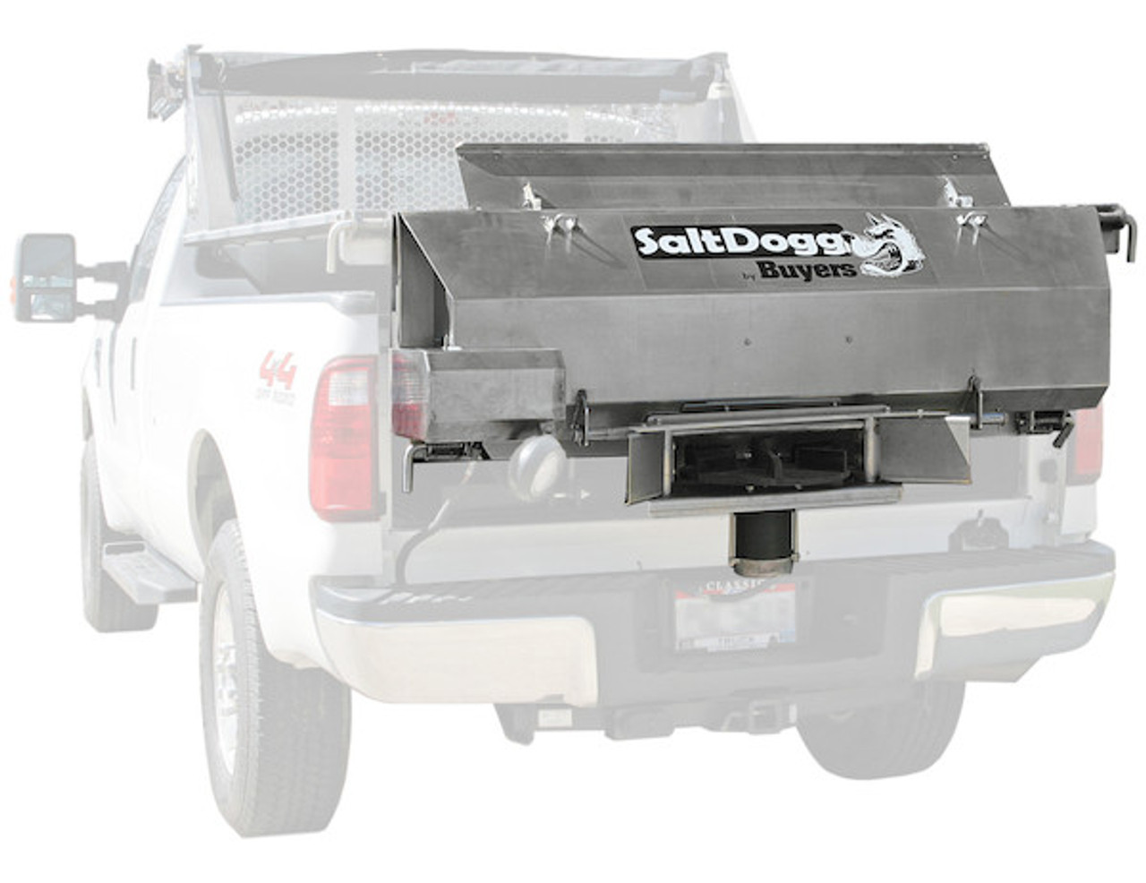 5535000 BUYERS SALTDOGG DUMPERDOGG STAINLESS STEEL REPLACEMENT TAILGATE SALT SPREADER
