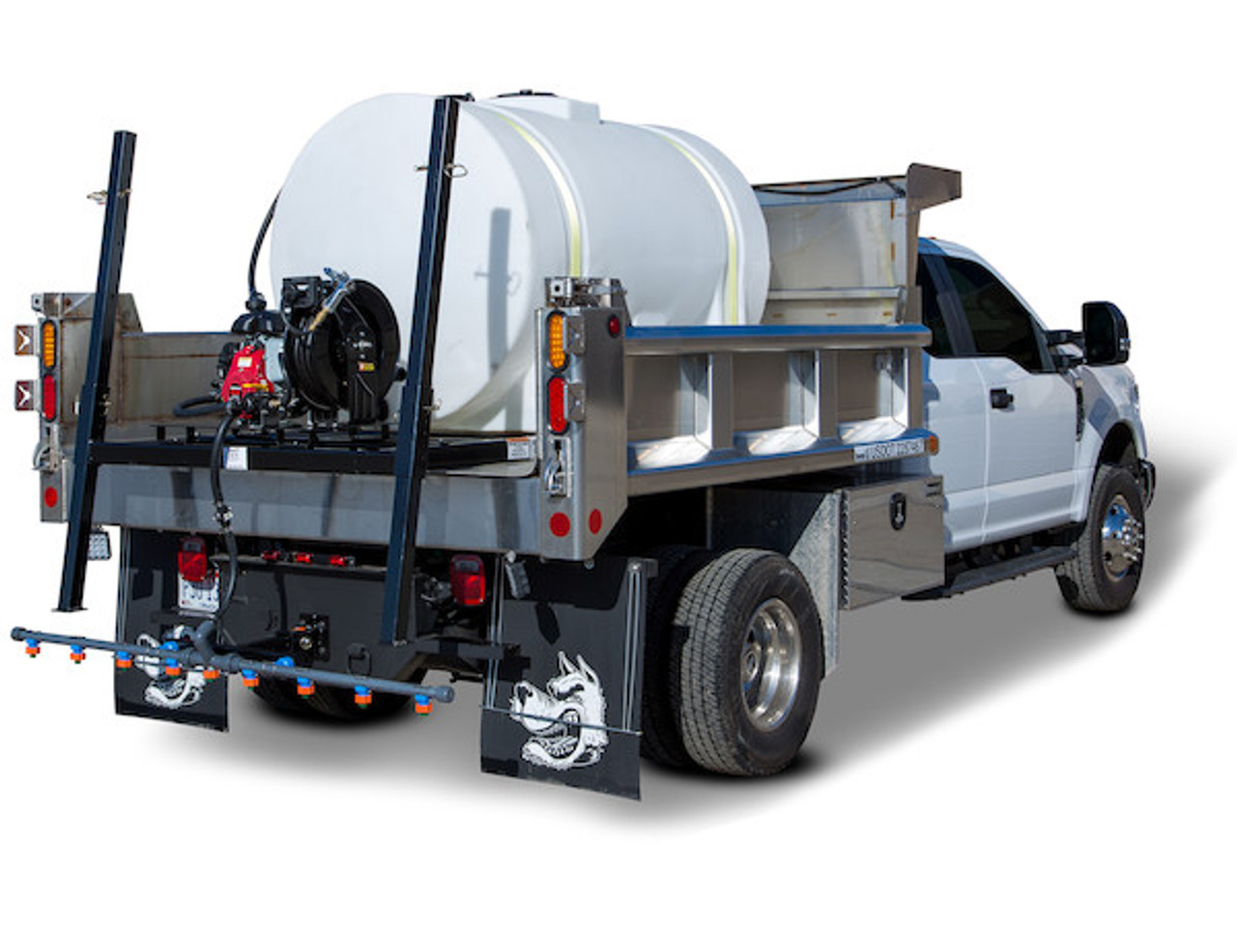 6191120 BUYERS SALTDOGG 550 GALLON GAS-POWERED ANTI-ICE SYSTEM WITH MANUAL APPLICATION RATE CONTROL