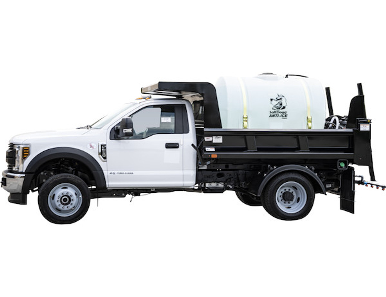 6191120 BUYERS SALTDOGG 550 GALLON GAS-POWERED ANTI-ICE SYSTEM WITH MANUAL APPLICATION RATE CONTROL 3