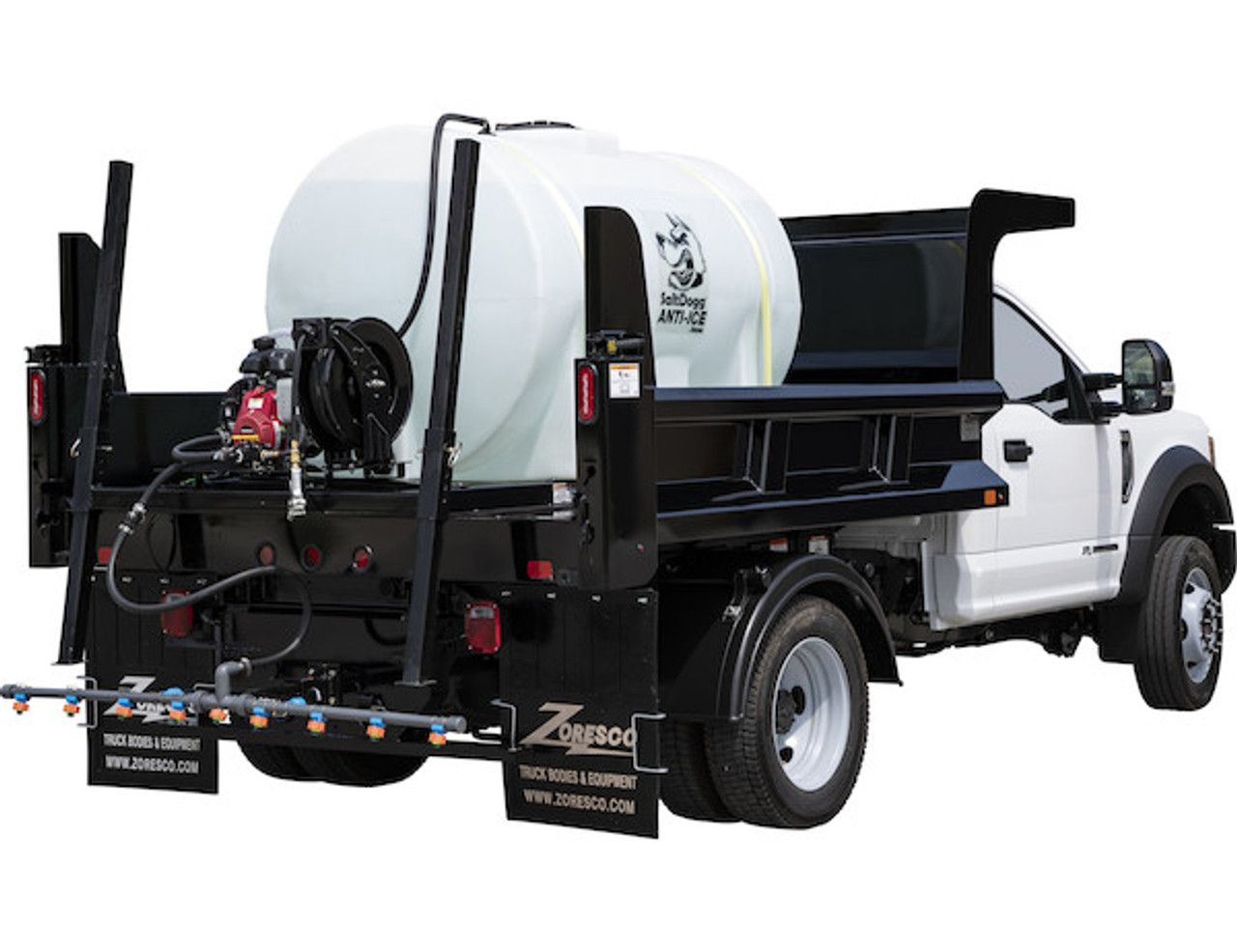 6191120 BUYERS SALTDOGG 550 GALLON GAS-POWERED ANTI-ICE SYSTEM WITH MANUAL APPLICATION RATE CONTROL 5