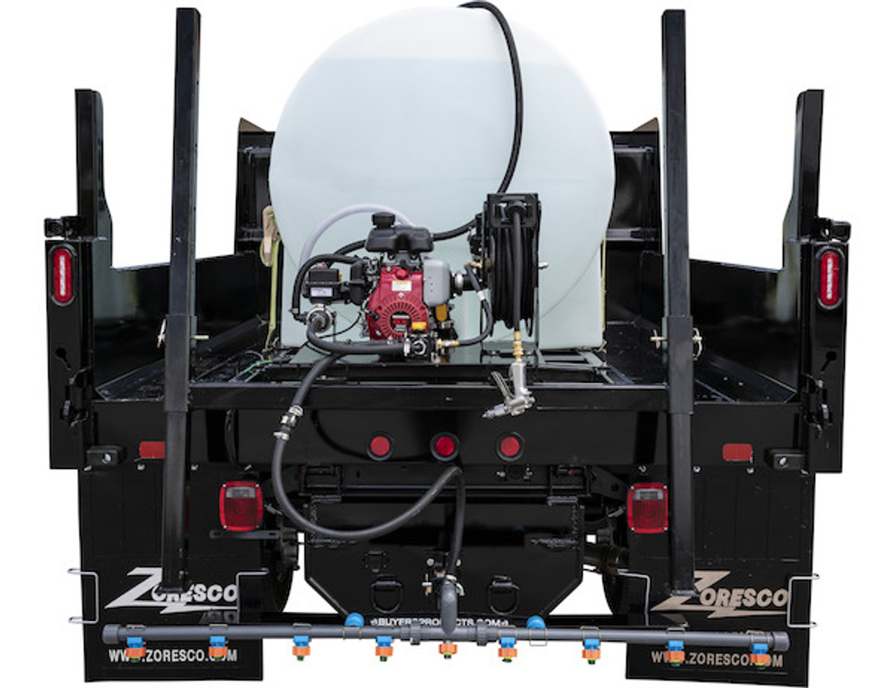 6191120 BUYERS SALTDOGG 550 GALLON GAS-POWERED ANTI-ICE SYSTEM WITH MANUAL APPLICATION RATE CONTROL 6