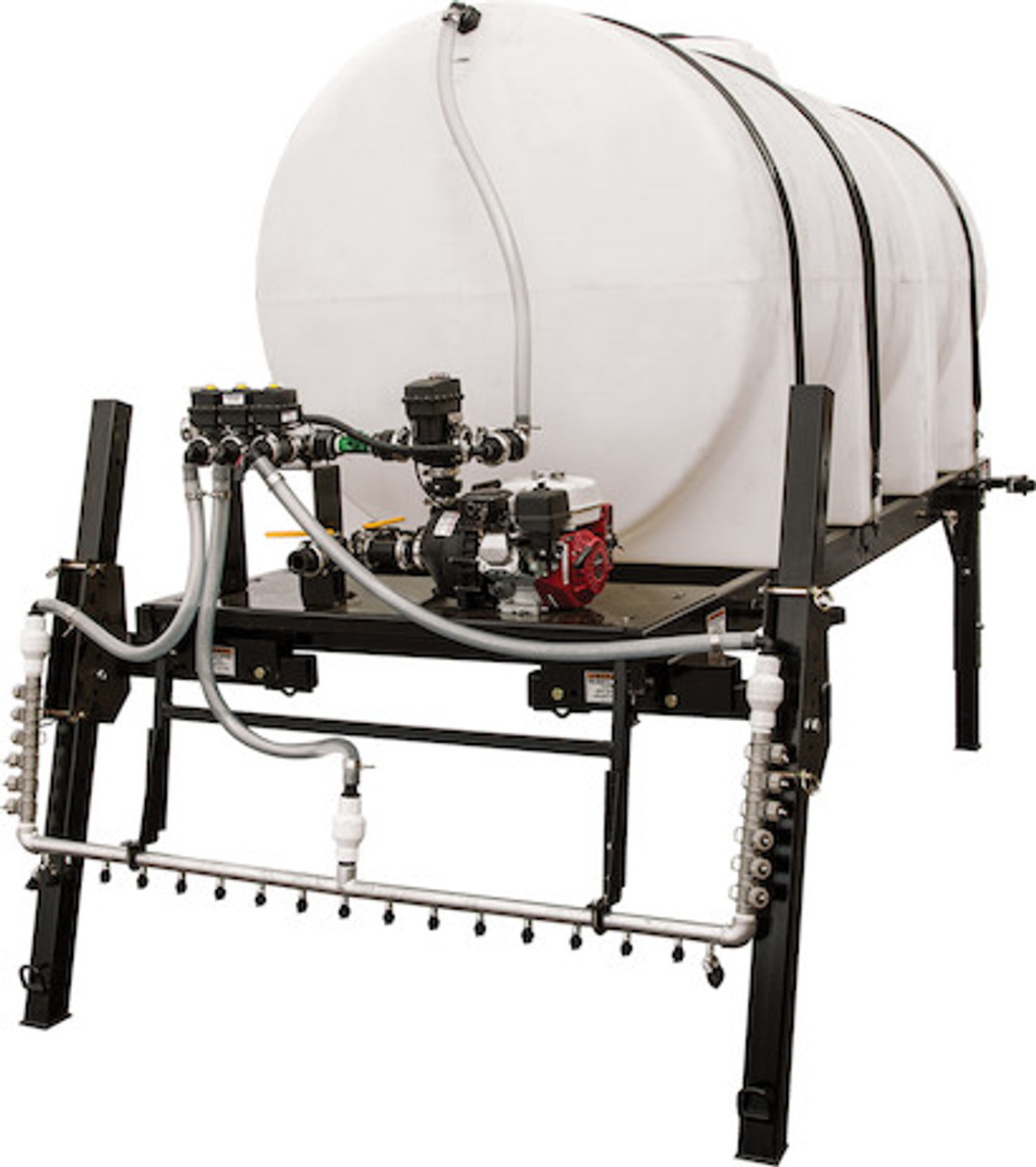 BUYERS SALT DOGG 6191635 1750 Gallon Gas-Powered Anti-Ice System With Three-Lane Spray Bar And Manual Application Rate Control