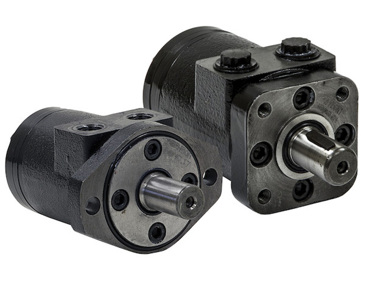 M-CM014P BUYERS SALTDOGG Hydraulic Motor With 4-Bolt Mount