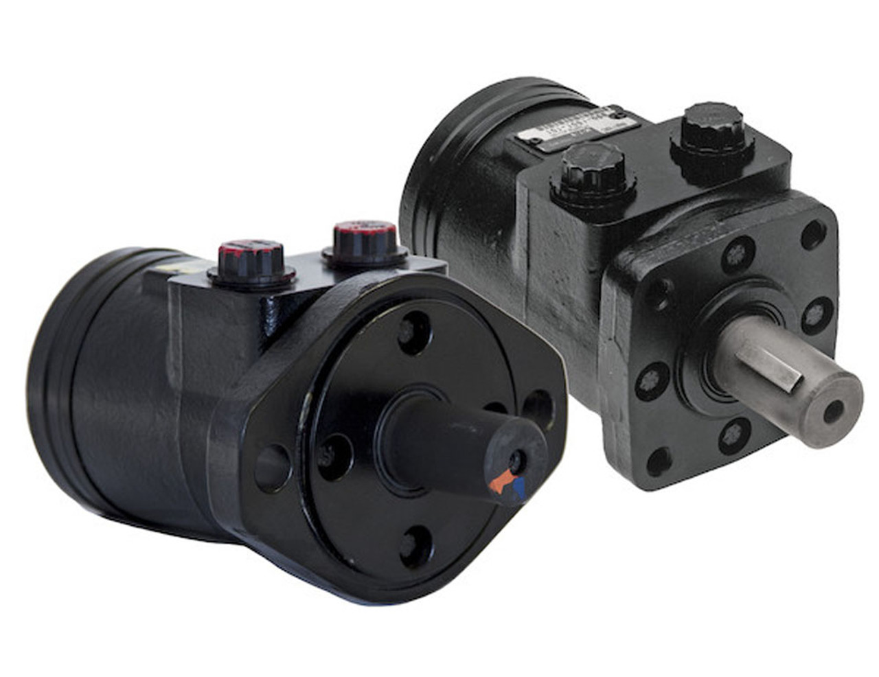 HM042P Hydraulic Motor With 2-Bolt Mount