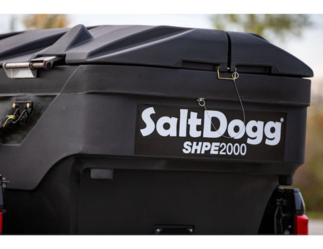 BUYERS 3034577 SALTDOGG EZ LID for SHPE2000 and PRO2000 Spreader Picture # 3