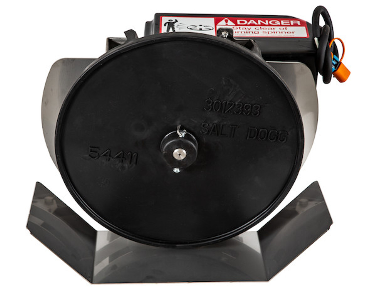 BUYERS 3025070 Standard Length Chute Assembly For SaltDogg SHPE Series Spreaders 5