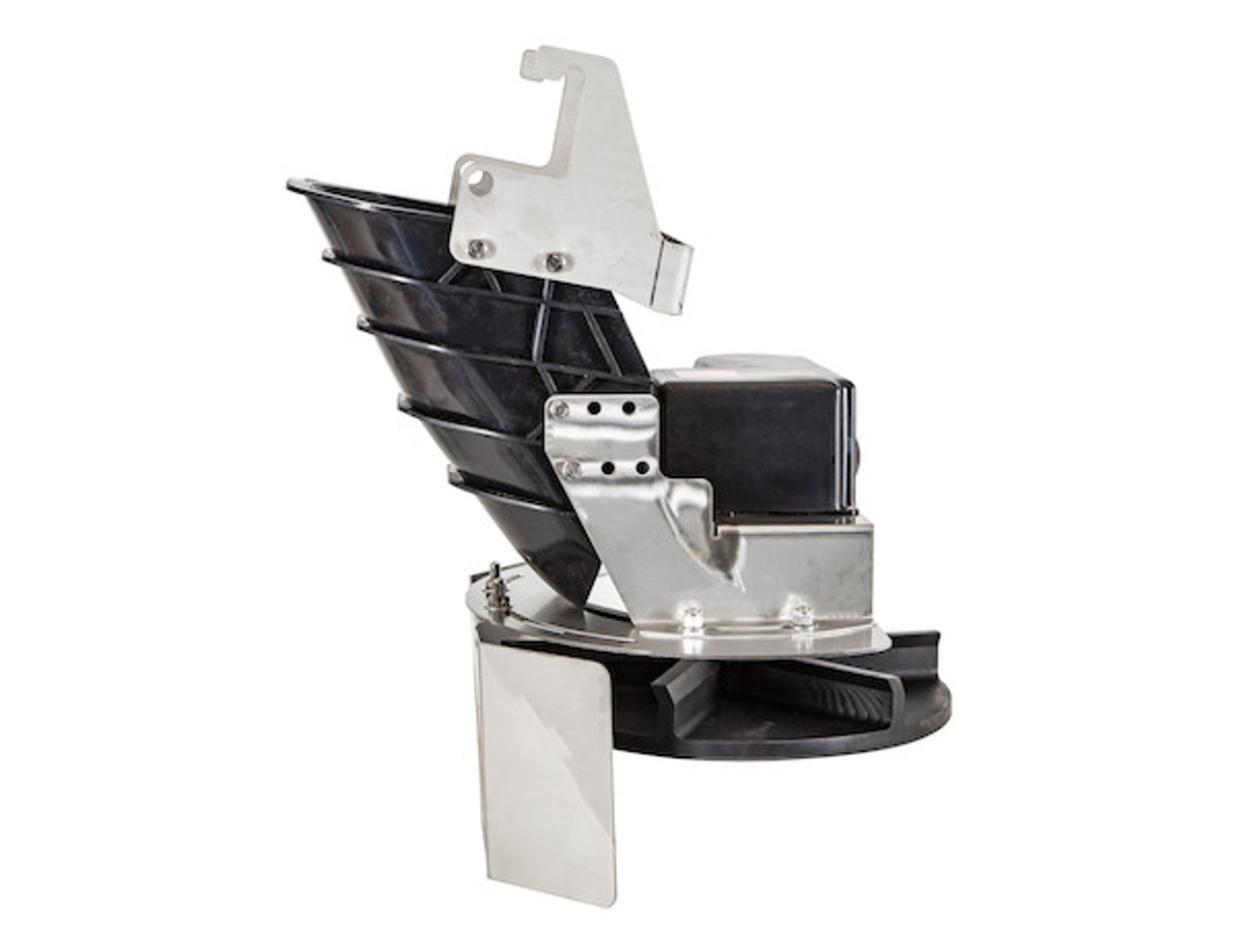 BUYERS 3025070 Standard Length Chute Assembly For SaltDogg SHPE Series Spreaders 6