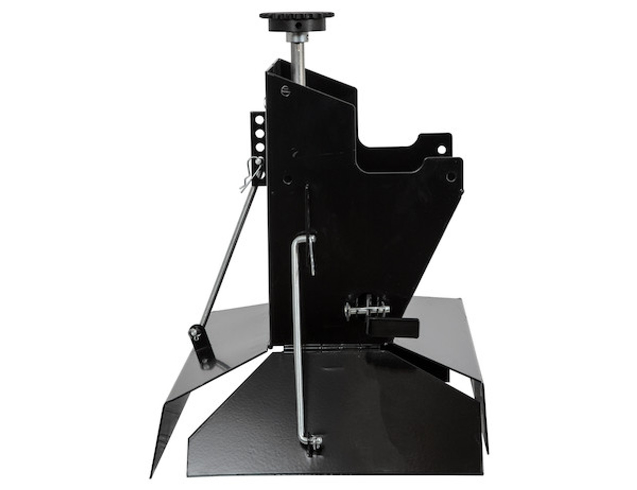 BUYERS 142005A Replacement Standard Carbon Chute For SaltDogg 1400400 And 1400450 Spreaders 5