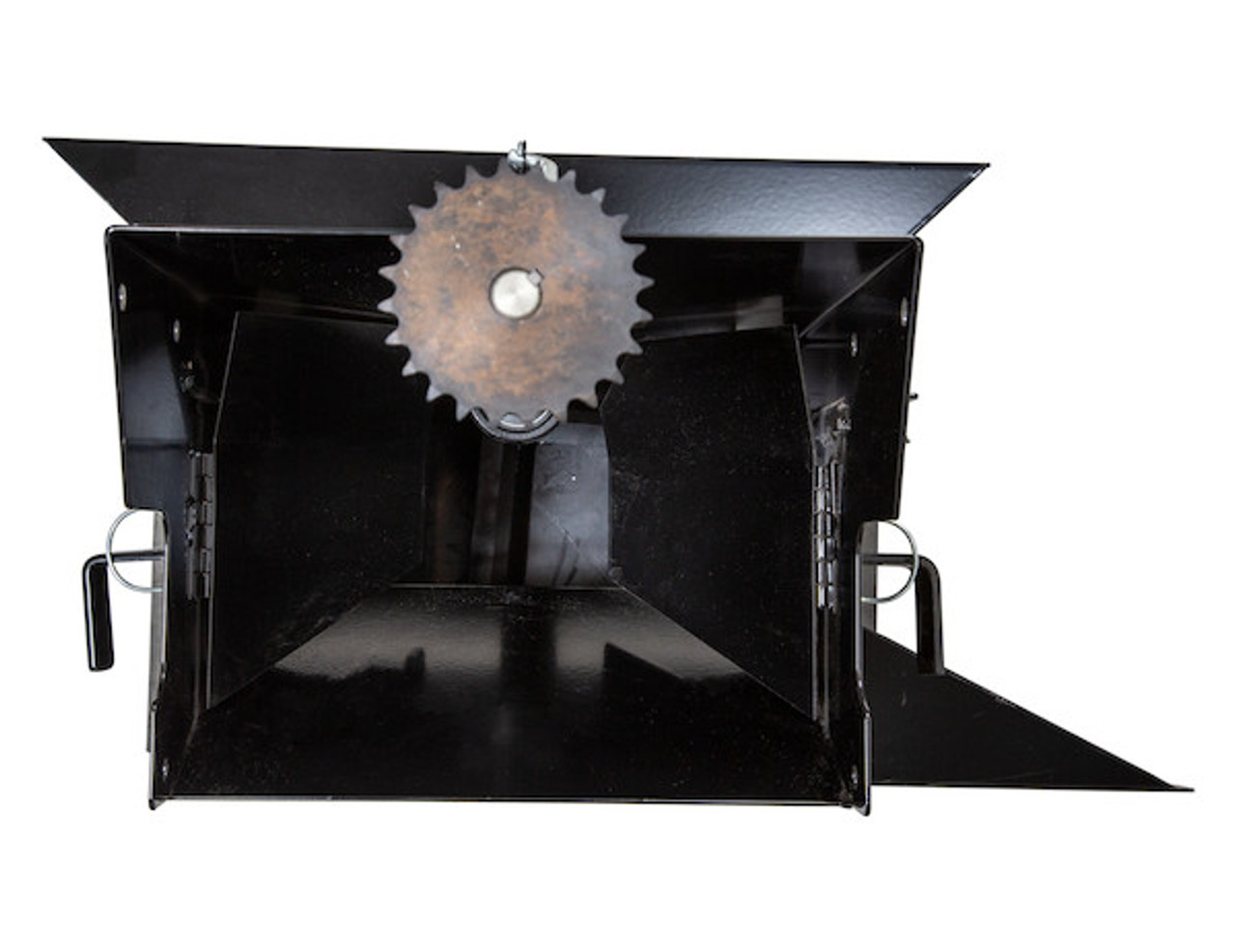 BUYERS 142005A Replacement Standard Carbon Chute For SaltDogg 1400400 And 1400450 Spreaders 6