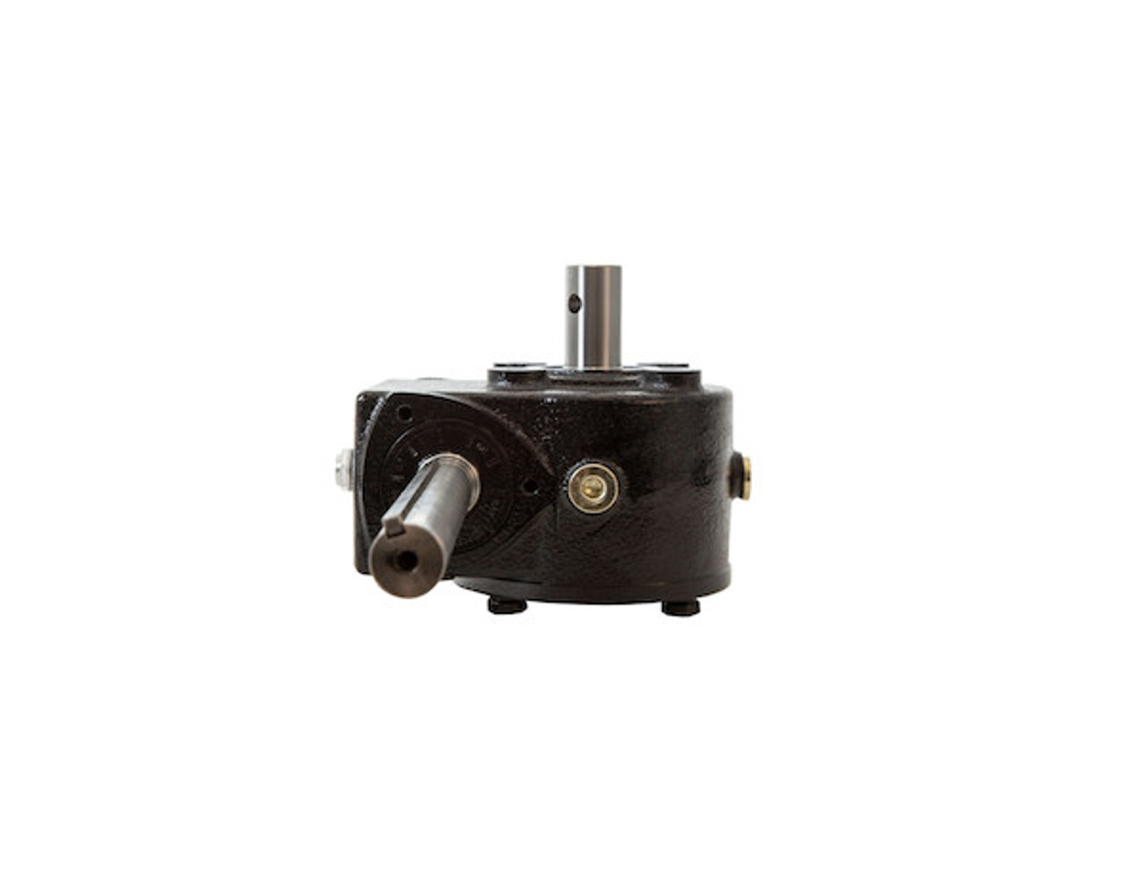 Buyers 1401200 Replacement Gearbox With A 1/4 Inch Straight Keyway for SaltDogg Spreader  3