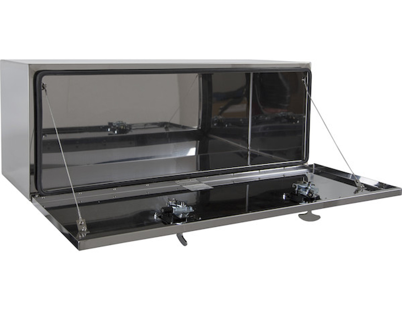 1702660 BUYERS PRODUCTS STAINLESS STEEL UNDERBODY TRUCK BOX TOOLBOX