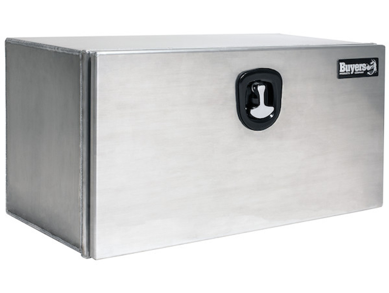 """1706400 BUYERS PRODUCTS XD SMOOTH ALUMINUM UNDERBODY TRUCK TOOLBOX 18""""HX18""""DX24""""W"""
