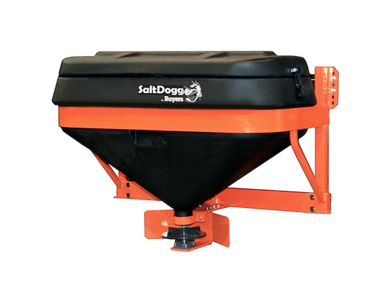 TGS05B BUYERS SALTDOGG 10.79 CUBIC FOOT TAILGATE SPREADER