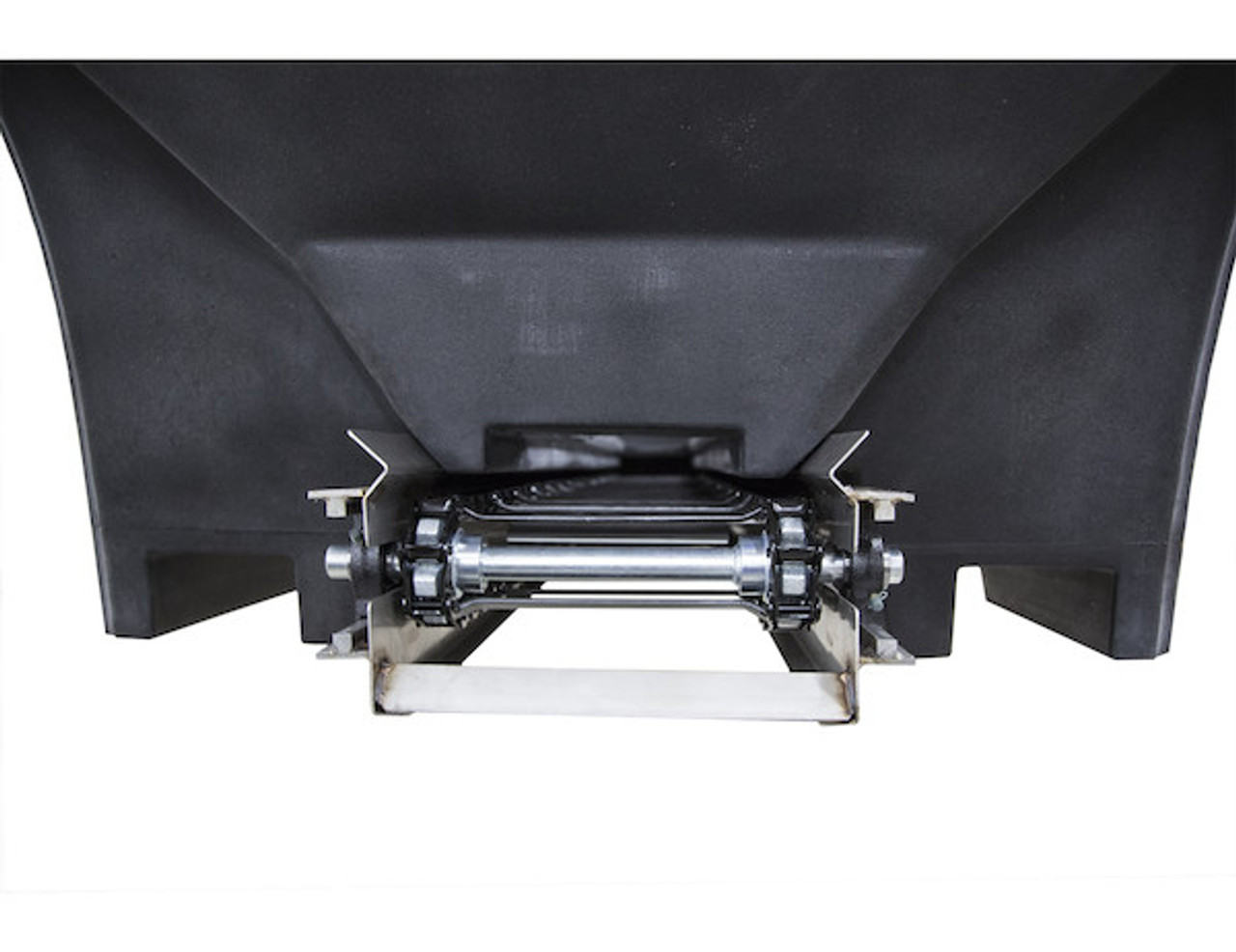 PRO2500CH BUYERS SALTDOGG ELECTRIC POLY HOPPER SPREADER WITH CONVEYOR CHAIN