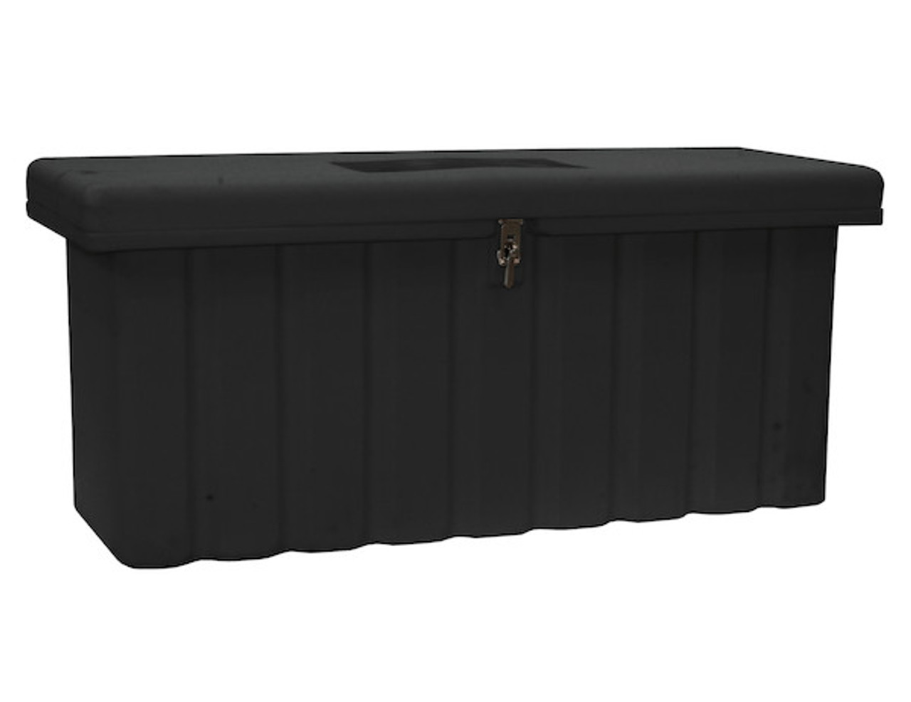 1712250 BUYERS BLACK POLY ALL-PURPOSE CHEST TOOLBOX