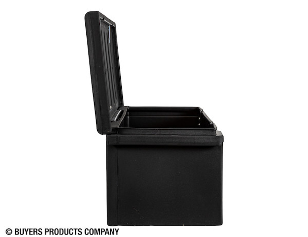1712255 BUYERS BLACK POLY ALL-PURPOSE CHEST TOOLBOX