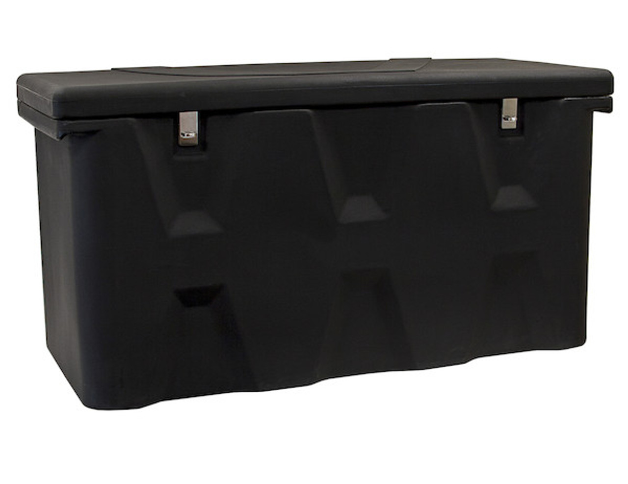 1712260 BUYERS BLACK POLY ALL-PURPOSE CHEST TOOLBOX