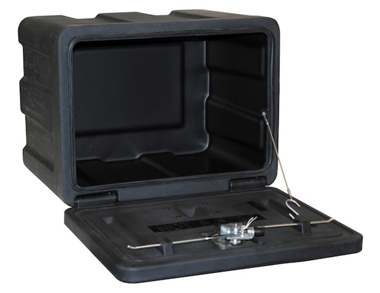 1717100 BUYERS BLACK POLY UNDERBODY TRUCK TOOLBOX