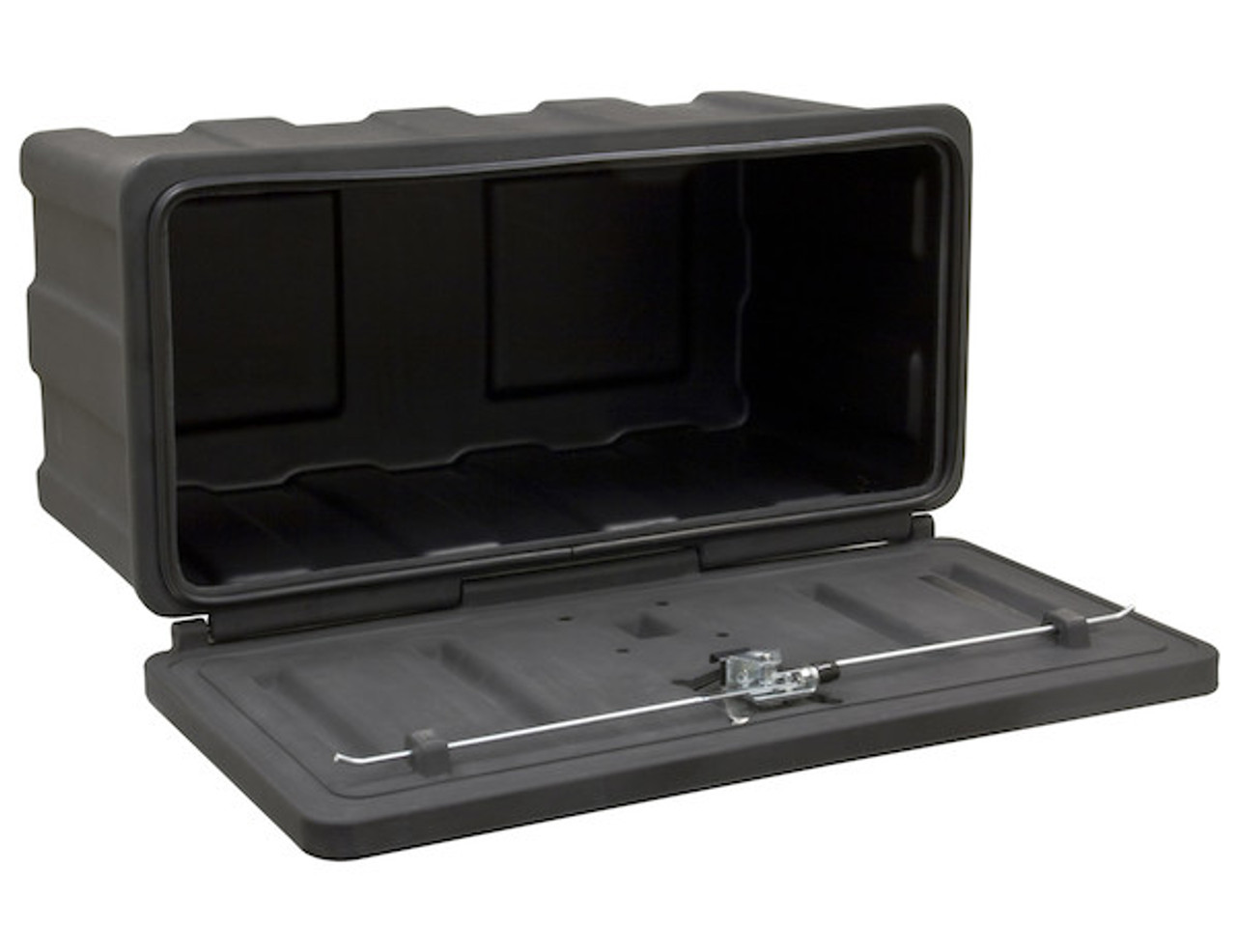 1717105 BUYERS BLACK POLY UNDERBODY TRUCK TOOLBOX