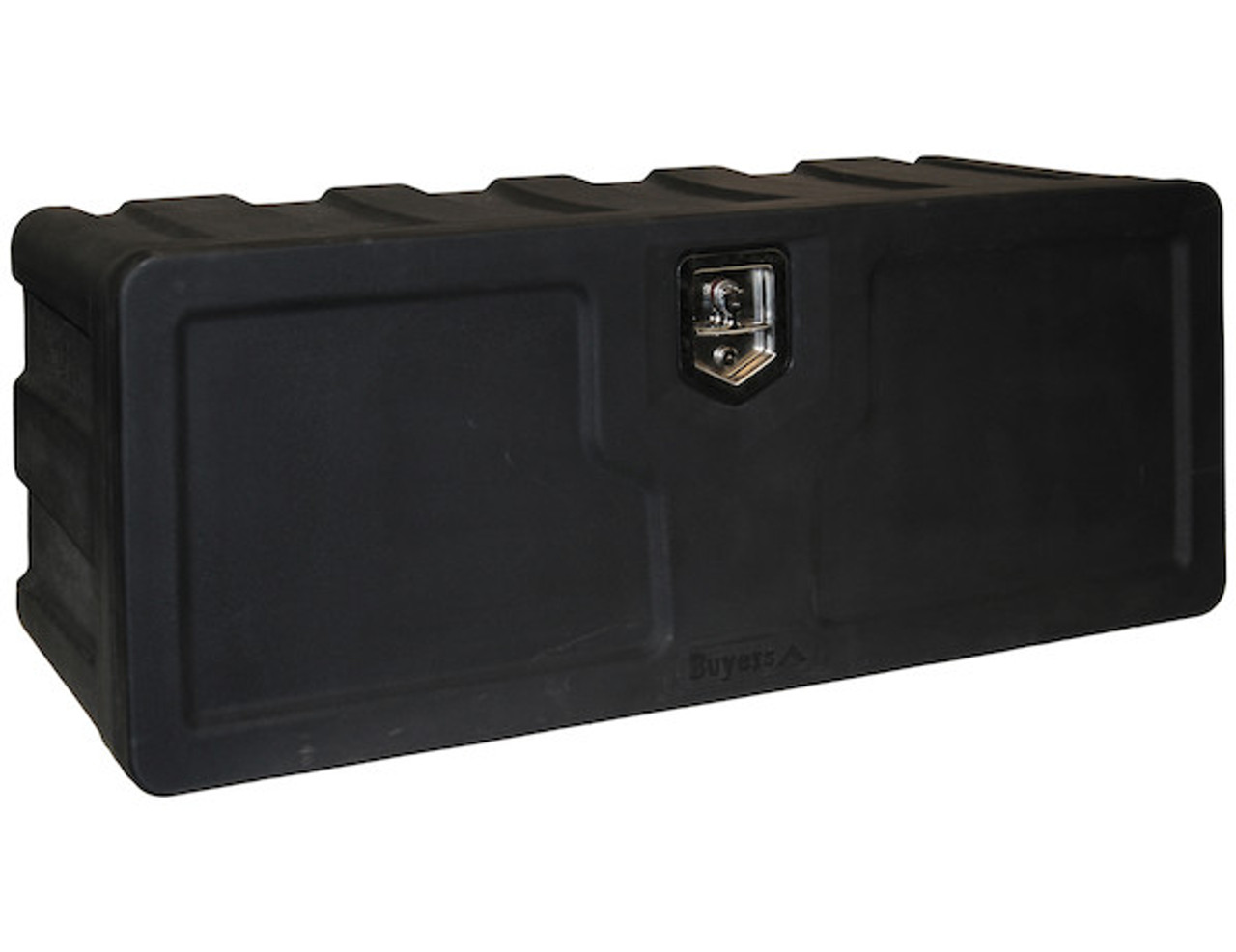 1717110 BUYERS BLACK POLY UNDERBODY TRUCK TOOLBOX