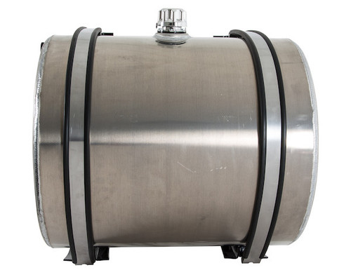 BUYERS SMC70AR 70 Gallon Side Mount Aluminum Reservoir with Rear Ports