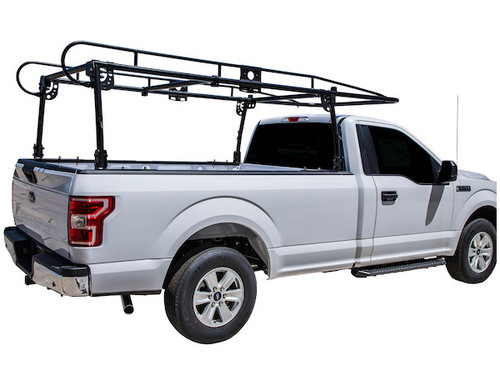 1501150 BUYERS BLACK STEEL TRUCK LADDER RACK PICTURE # 2