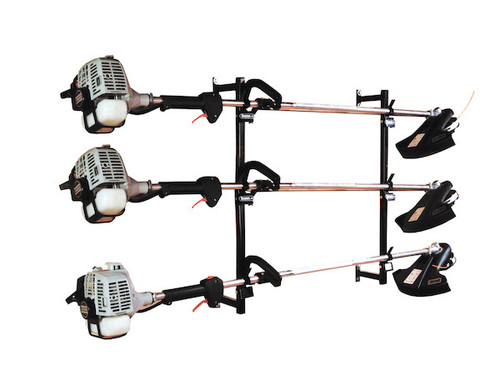 Buyers LT12 Trimmer Rack Carrier Holder for Up to 3 Trimmers for Trailers  Picture # 1