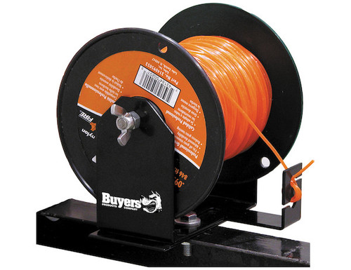 Buyers LT40 Trimmer Line Spool Bracket for Landscaping Trailers, Garages, Sheds, Construction Vehicles Picture # 2