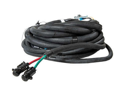 BUYERS 3016944 Replacement Main Wire Harness With 2-Pin Spinner Connector For SaltDogg Salt Spreaders 2