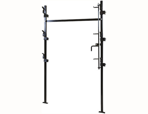 Buyers LT10 Lockable Trimmer Rack Carrier Holder for Up to 3 Trimmers