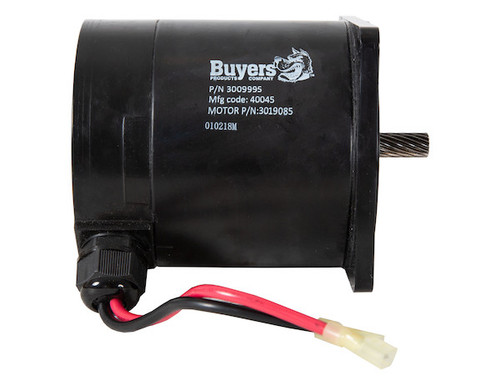 REPLACEMENT AUGER GEAR MOTOR ONLY FOR 3009995 SALTDOGG® SHPE SERIES SPREADERS APRIL 2012+ 2