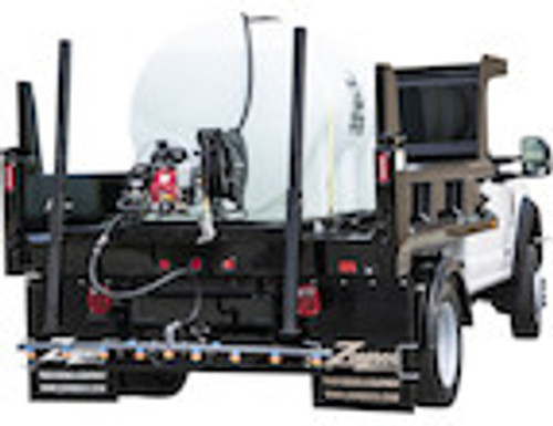 6191120 BUYERS SALTDOGG 550 GALLON GAS-POWERED ANTI-ICE SYSTEM WITH MANUAL APPLICATION RATE CONTROL 2