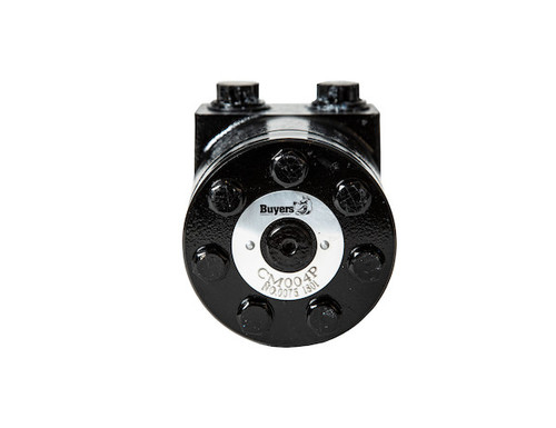 BUYERS CM004P Replacement Hydraulic 4-Bolt Spinner Motor for SaltDogg Spreaders 2
