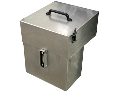 SMR15VESS BUYERS SALTDOGG 15 Gallon Stainless Steel Reservoir