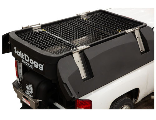BUYERS 3034577 SALTDOGG EZ LID for SHPE2000 and PRO2000 Spreader Picture # 2