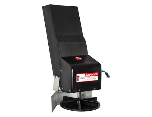 3019256 BUYERS SALTDOGG Spreader Chute