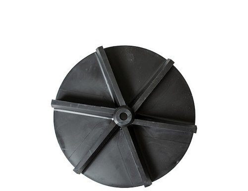 3012393 Buyers SaltDogg Replacement 14 Inch CW Poly Spinner For SaltDogg Spreader 2