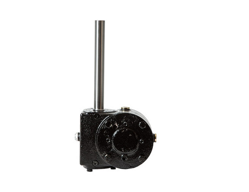 Buyers 1401200 Replacement Gearbox With A 1/4 Inch Straight Keyway for SaltDogg Spreader  2