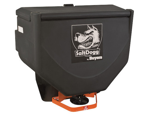 TGS06 BUYERS SALTDOGG 10 CUBIC FOOT TAILGATE SPREADER PARISSUPPLY PARIS SUPPLY SALT  SANDER