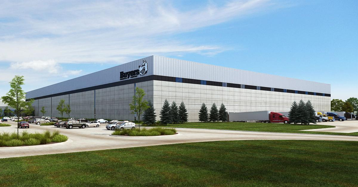Buyers Products, truck equipment manufacturer, distributor plans to more than double its Mentor, Ohio plant