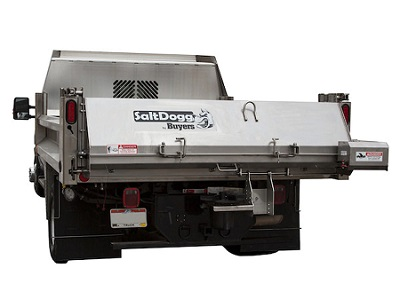 SaltDogg SHPE Electric Poly Hopper Salt Spreader Series: An Overview
