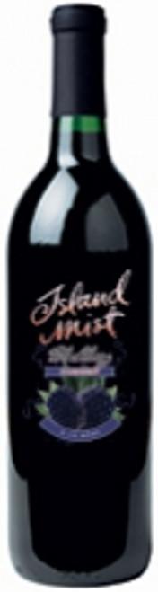 Island Mist Blackberry Bottle