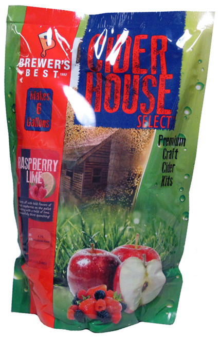 Cider House Select Raspberry Lime Cider