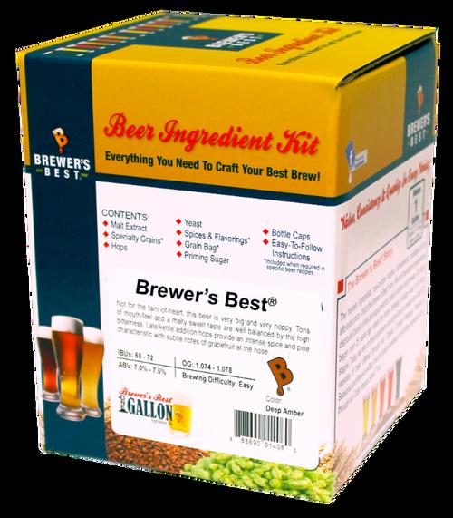 Brewer's Best IPA One Gallon Ingredient Kit