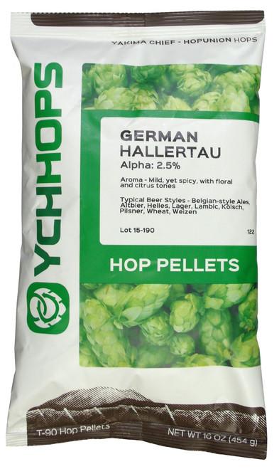 German Hallertau Hops