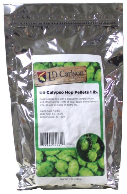 Calypso Hop Pellets, 1 pound bag