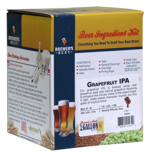 Brewer's Best Grapefruit IPA
